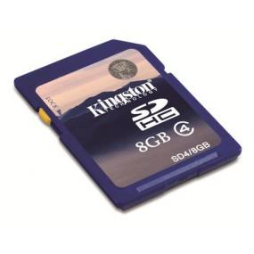 SD paměťová karta 8GB
